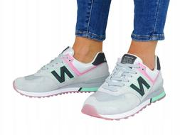 New Balance 574 Sneakers Shoes Women's Size 8