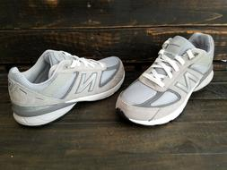New Balance 990 Athletic Sneakers GC990GL5 Suede Grey Silver