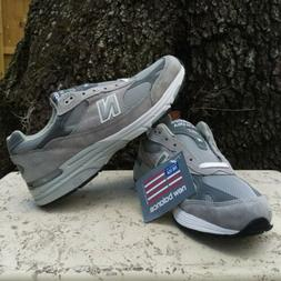 Mismatched New Balance 993 KITH Grey Sneakers Men's 1 Pair 1