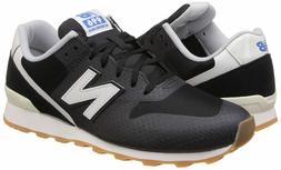 New Balance 996 Women's Leather Perf Fashion Sneakers Shoes