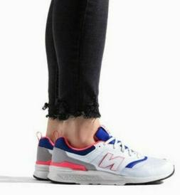 New Balance 997 Casual Sneakers Athletic GR997HAJ White Pink