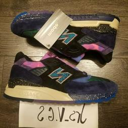 NEW BALANCE 998 Running Shoes Festival Pack Blue Made In USA