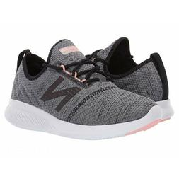 NEW BALANCE FUEL CORE COAST V4 GREY/PINK WOMENS COLLECTION R