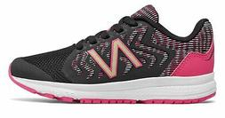 New Balance Kid's 519v2 Big Kids Female Shoes Black