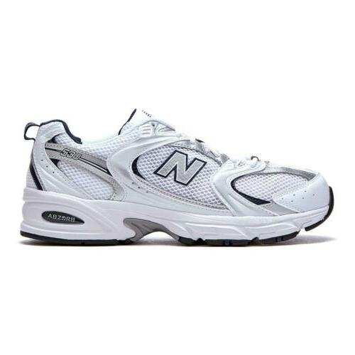 530 retro running shoes sneakers white mr530sg