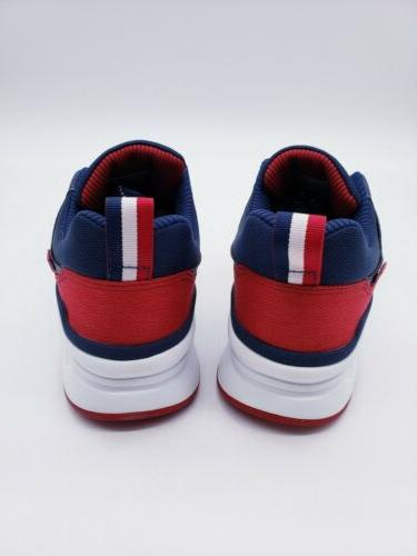 New Blue Red Shoes Men's Size 11