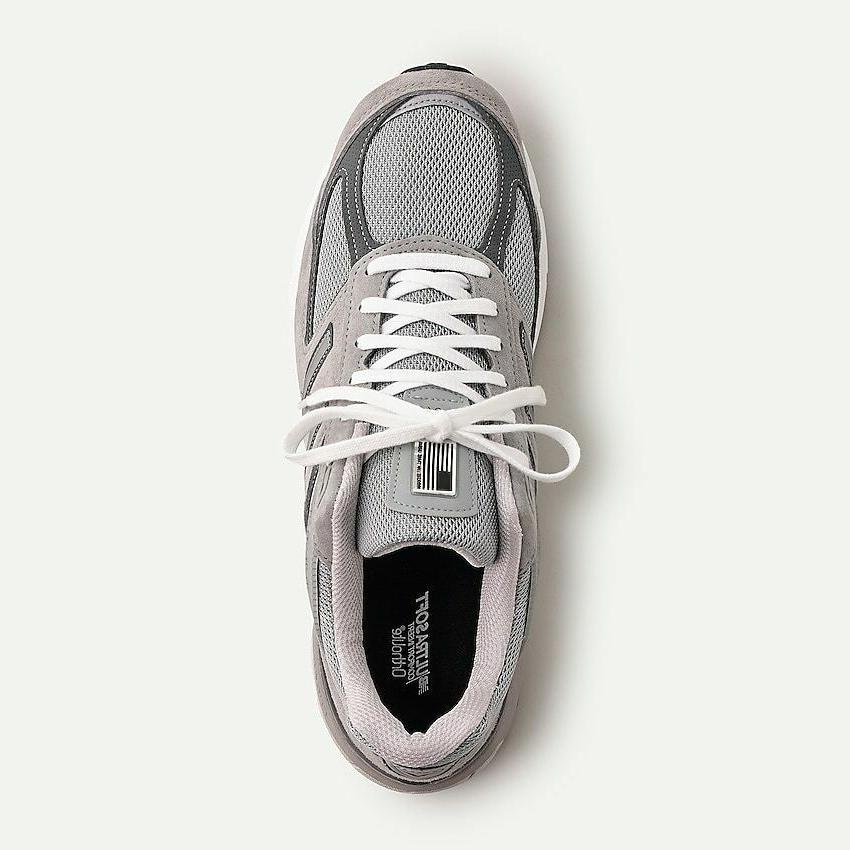 J.Crew New 990v5 Grey sneakers New Size