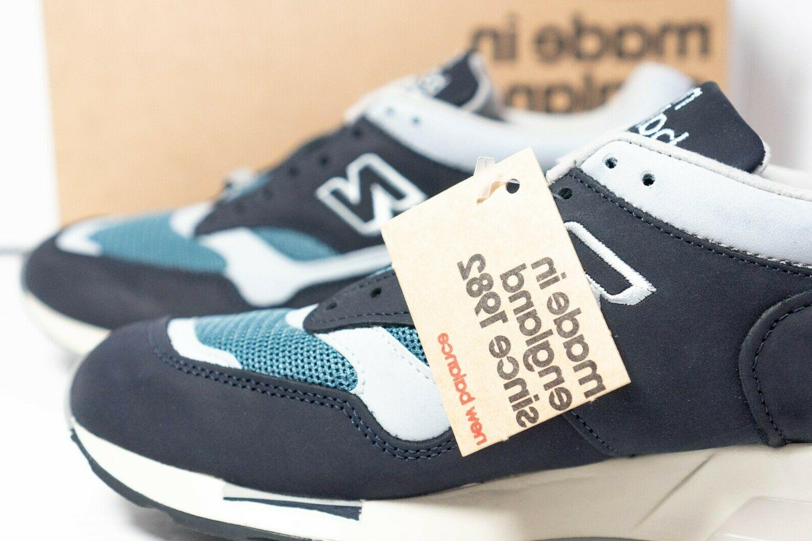 NEW GREY 30TH ANNIVERSARY MADE IN ENGLAND 10.5