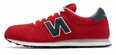 men s 500 classic shoes red