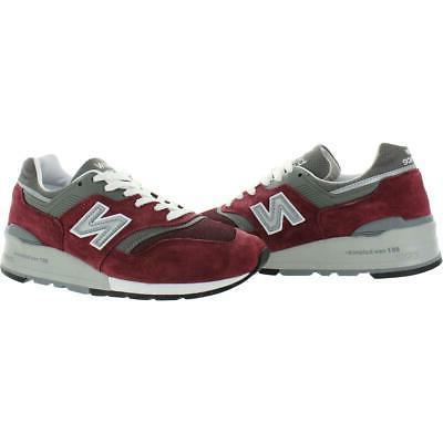 New Mens 997 Red 3153
