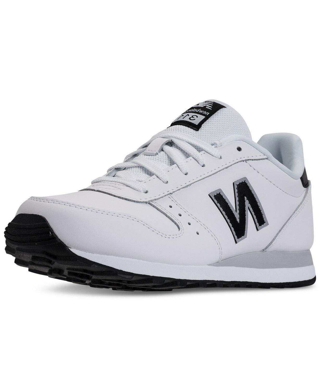 new mens 311 leather casual sneakers in