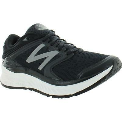 womens 1080 black running shoes sneakers 5