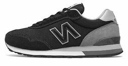 New Balance Men's 515v3 Shoes Black
