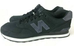New Balance Mens 574 Canvas Waxed Pack Fashion Sneakers ML57