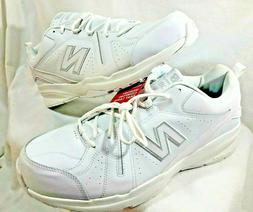 Mens New Balance 608 comfort inserts white Cross Training Sn