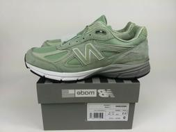 New Balance Mens M990SM4 990 Silver Mint Made in USA Running