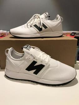 New Balance Mens Size 9 Classic 247 Sneakers MRL247WB White