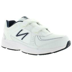 New Balance Mens Walking Marche White Dad Sneakers Shoes 10