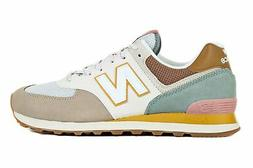 New Balance NB 574 Mens Athletic Sneakers Casual Comfort Sho