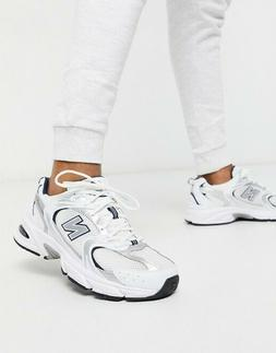 NEW New Balance 530 sneakers - White and Navy - 8 - Unisex
