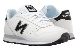 New AUTHENTIC Womens New Balance 311 Sneakers - White/ Black