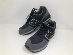 New Balance 574 Outdoor Sneakers NB Size 7 Blue/gray Boys Sh