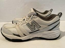 New Balance Training 409 Mens 11.5 White Sneakers MX409WG