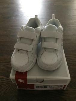 New In Box Balance White Kids Sneakers - Size 11.5