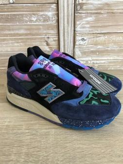 RARE! New Balance Festival Pack Blue Made In USA M998AWG Lif