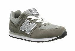 New Balance Shoes 574 Big Kids Youth Running Sneakers Gray B