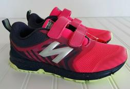 New Balance Sneakers Kentrasy Girls Kid Size 4 WIDE Pink Pur