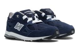 New Balance Sneakers Navy Blue Lightweight Lace Sneakers Boy