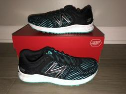 WOMEN`S NEW BALANCE Athletic Running SNEAKERS SIZE 7 M Black