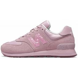 NEW BALANCE WOMEN'S WL574 MYSTIC CRYSTAL SNEAKERS AUTHENTIC