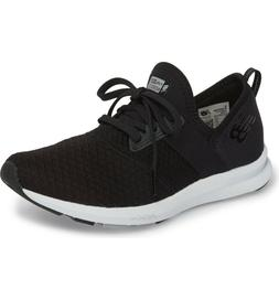 New Balance Womens 7.5 FuelCore Nergize Sneaker Black & Whit