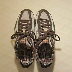 New Balance Womens size 7 CW 442 Running Sneakers Brown & Gr