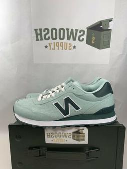 New Balance Womens Size 9 515 Green Running Shoes Sneakers W