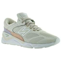 New Balance Womens X-90 Beige Athletic Shoes Sneakers 9.5 Me